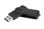 MIABOO U02-003 USB Flaş Bellek Siyah 16 GB resmi